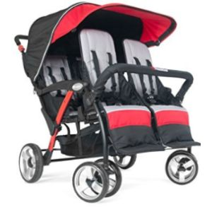 Foundations Toddler Twin Stroller