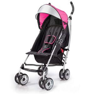 Infant St Pink Lightweight Stroller