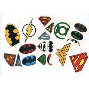 Dc Comics Tattoo Design Logo