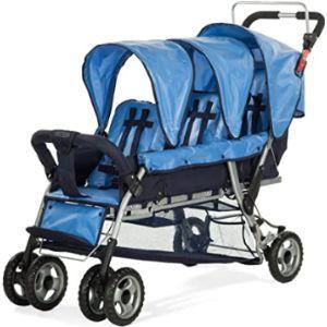 Child Craft 3 Baby Stroller