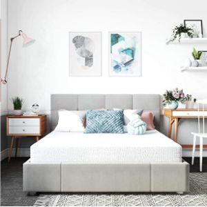 Classic Brands Short Single Bed Mattress