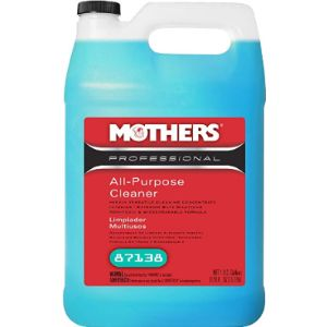 Mothers Upholstery Cleaner Car Wash