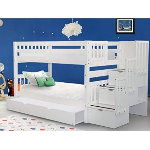 Bedz King Angle Bunk Bed Ladder
