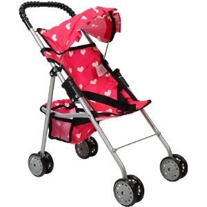 The New York Doll Collection Toddler Toy Baby Stroller