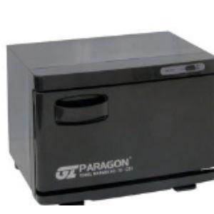 Paragon Black Hot Towel Warmer