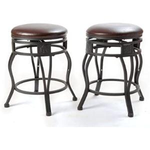 Ehemco Stool Leather Seat