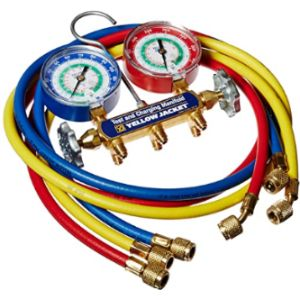Yellow Jacket Vacuum Gauge Electronics