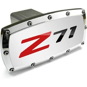 Chevrolet Z71 Trailer Hitch Cover