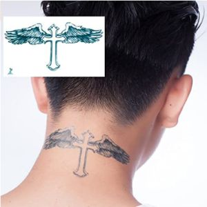 Yeeech Ear Tattoo Design