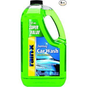 Gumout Rain X Car Wash Soap