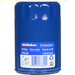 Acdelco Engine Oil Filter