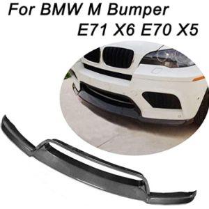 Jc Sportline Bmw X6 Front Spoiler