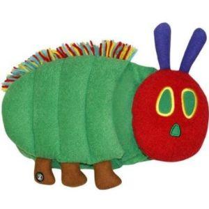 Zoobies Hungry Caterpillar Plush