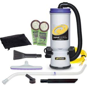 Proteam Vacuum Upright Hepa