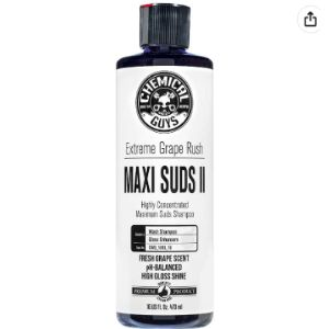 Chemical Guys Good Car Wash Soap