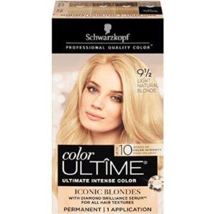Schwarzkopf Medium Blonde Natural Hair Color