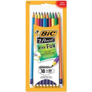 Bic Tattoo Colored Pencil