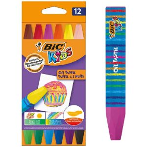 Bic Oil Pastel Crayon