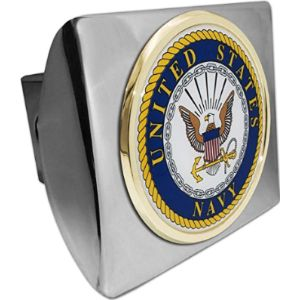 Visit The Elektroplate Store Navy Trailer Hitch Cover
