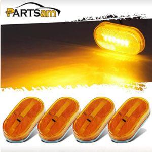 Partsam Covers Trailer Marker Light