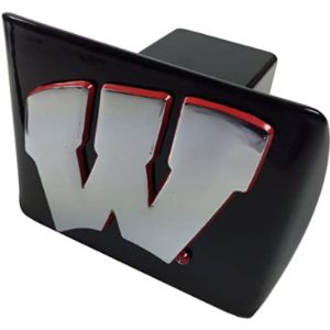 Amg Wisconsin Trailer Hitch Cover