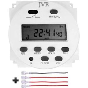 Jvr Relay Switch Timer