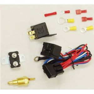 Demotor Performance Thermostat Relay Switch
