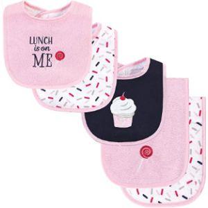 Hudson Baby Burp Cloth