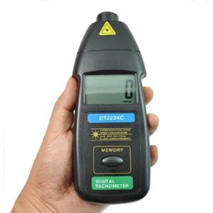 Mn Measurement Instruments Rpm Laser Tachometer