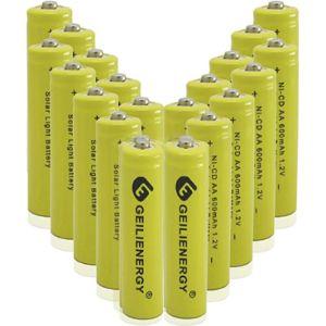 Geilienergy Mah Battery Life