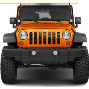 Jwm 4X4 Jeep Jk Grille Insert