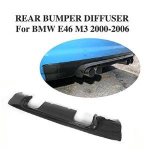 E46 M3 Rear Bumper Diffuser