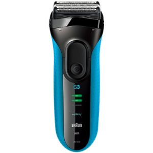 Braun S Electric Razor With Pop Up Trimmers