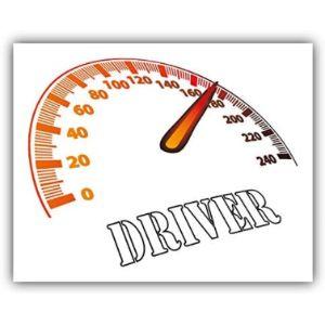Valstick Speedometer Sticker