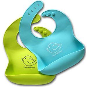 Happy Healthy Parent Baby Bib Material