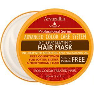 Arvazallia Color Treated Hair
