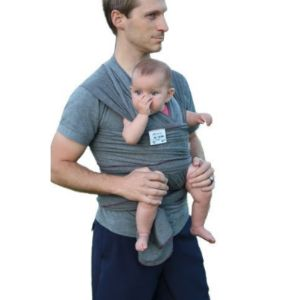 Haula Baby Baby Front Facing Wrap Carrier