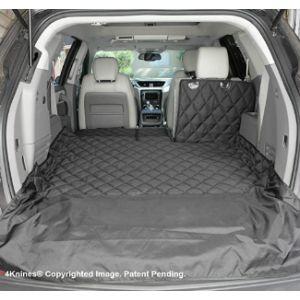 4Knines S Honda Crv 2008 Cargo Cover