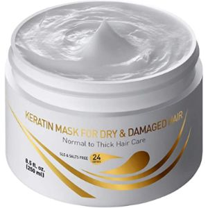 Vitamins Keratin Hair Mask