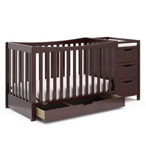 Storkcraft Pine Baby Changing Table