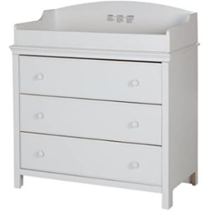 South Shore Modern Baby Dresser Changing Table