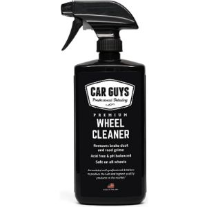 Carguys Iron Remover Wheel Cleaner