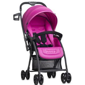 Joovy Pink Lightweight Stroller