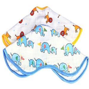 Baby Burp Pattern Rag
