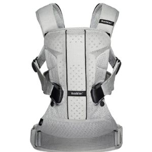 Babybjörn Babybjorn One Black Mesh Baby Carrier