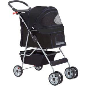 Bestpet Lightweight Dog Stroller