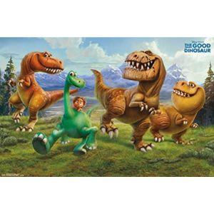 Trends International Good Dinosaur Poster