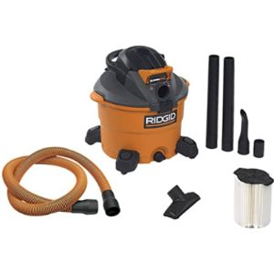 Ridgid Wet Dry Vac With Detachable Blower