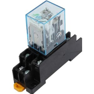 Uxcell Electromagnetic Relay Switch