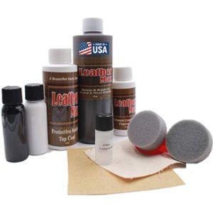Leather Furniture Refinish And Repair Steering Wheel Leather Repair Kit